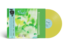 Yaeji - WHAT WE DREW (Transparent Yellow Vinyl) 'Pre-Order' Out 17/7