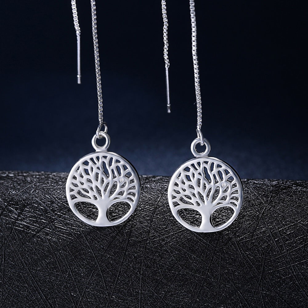 Tree of Life Theader Earrings