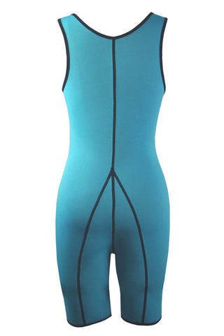 Sweatsuit Reversible Thermal Neoprene Waist & Body Shaper