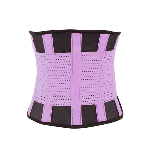 Purple Fitness Belt