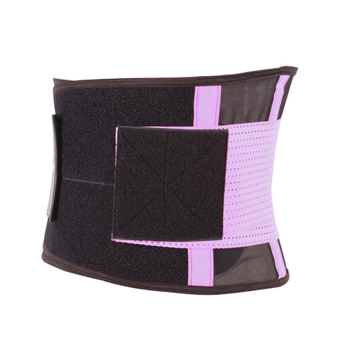 Purple Fitness Belt - waistshaper