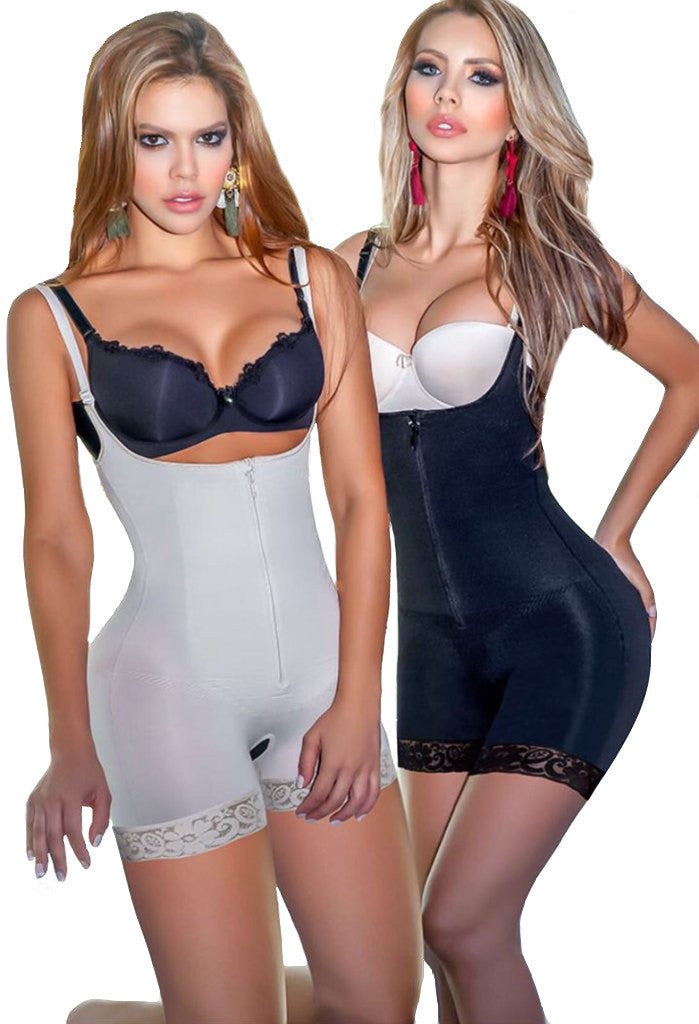 c59171d4706d1 Atenas Zipper Booty Shorts Body Shaper – BodyShaperz.com