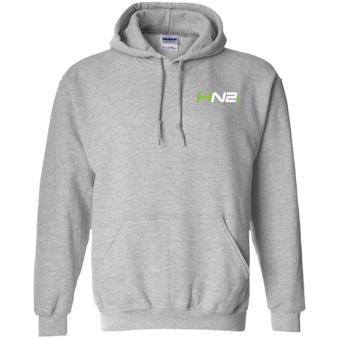 HN2: Gym Motivation Pullover Hoodie 8 oz