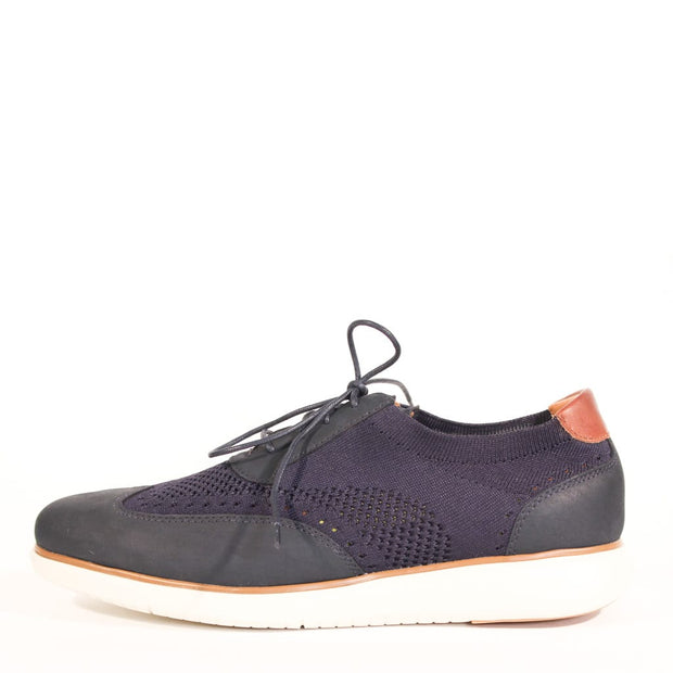 Fuel Knit Wingtip Oxford