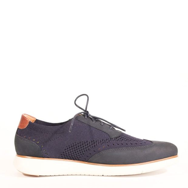 Florsheim Fuel Knit Wingtip Oxford