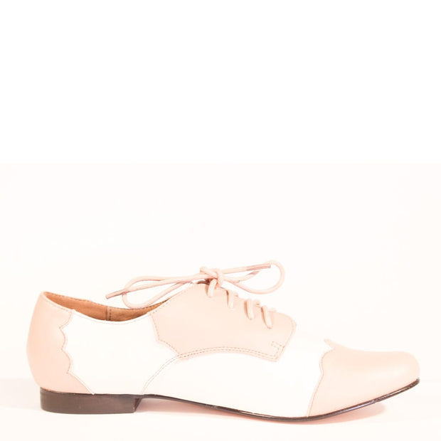 Chelsea Crew Holden Two Tone Vintage Inspired Oxfords