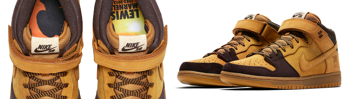 meet 4731a 7155a In honor of Lewis and what he meant to the skate community and Nike SB  family, Nike has made a donation to a non-profit foundation for the benefit  of ...