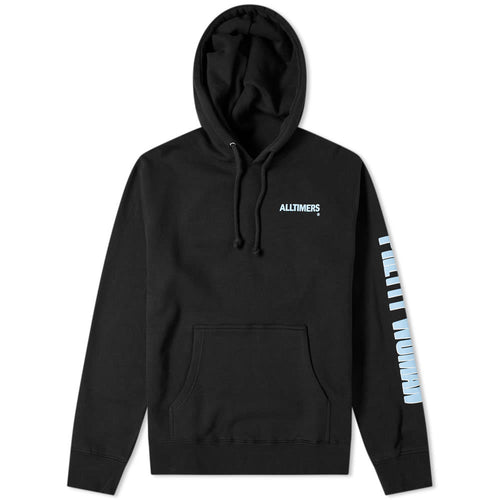 Alltimers Pretty Women Hoodie Black - 1991 Skateshop Online Store