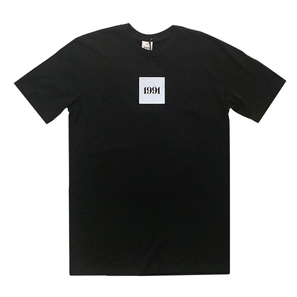 1991 Tee  Black Box Logo 3M S20