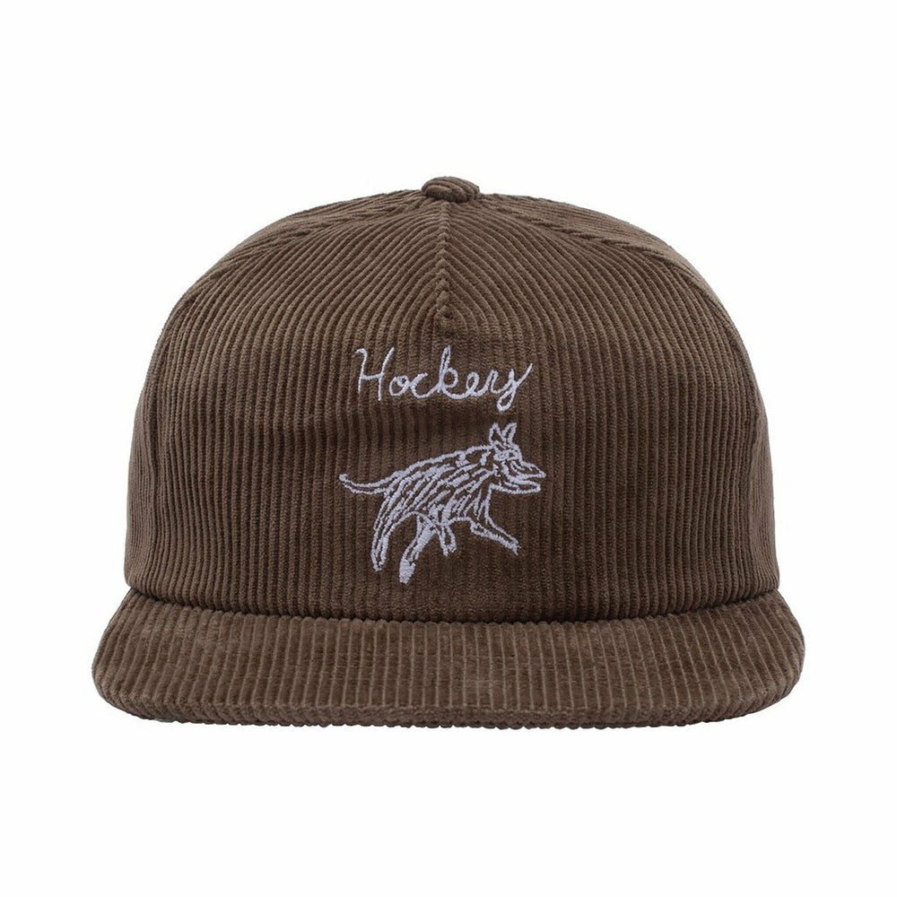 Hockey Dog 6 Panel Olive/White | 1991 Skateshop | Fremantle WA