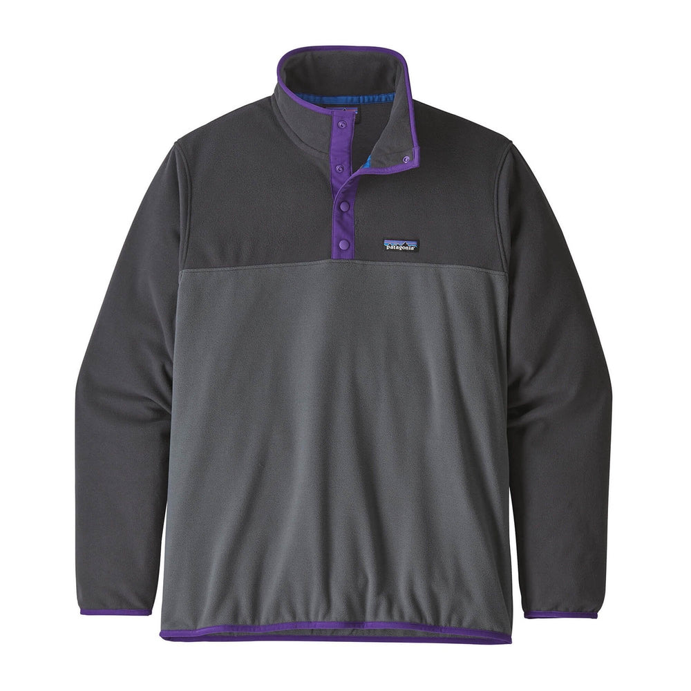 Patagonia M's Micro D Snap-T P/O Forge Grey - 1991 Skateshop Online Store