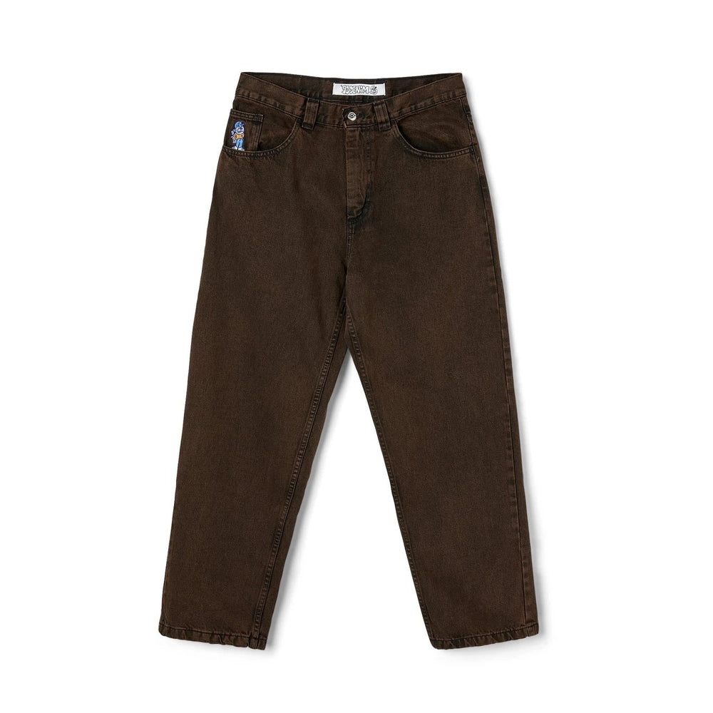 Polar Skate Co '93 Denim Jeans Brown/Black