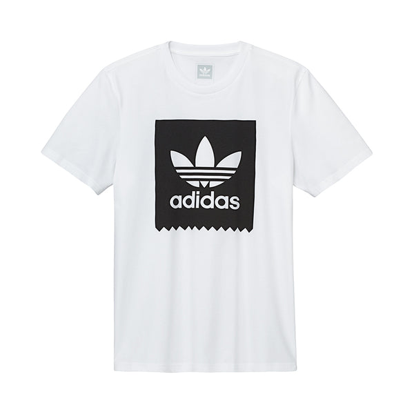 Adidas BB Solid Tee White/Black