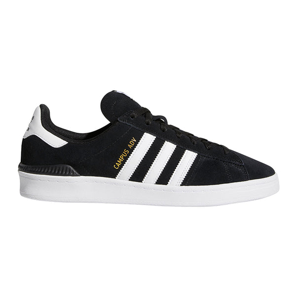 Adidas Campus ADV Core Black/White/White