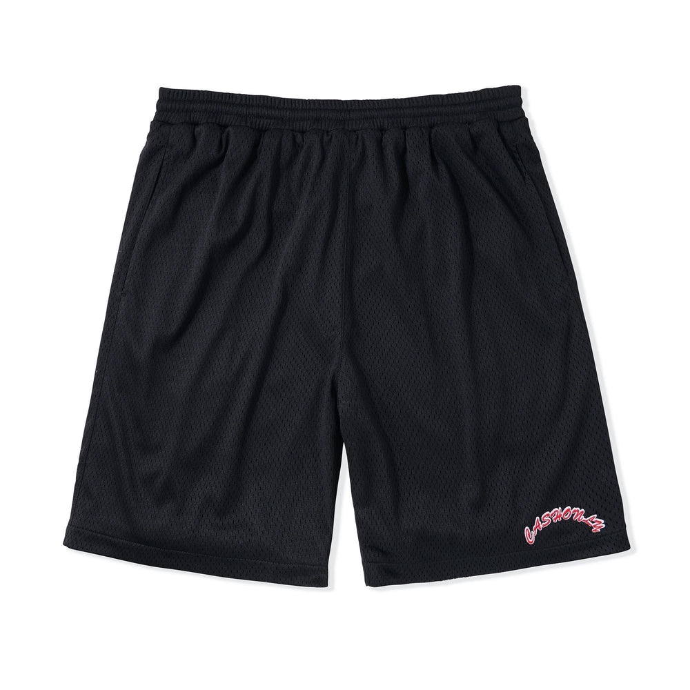 Cash Only Ball Mesh Shorts Black