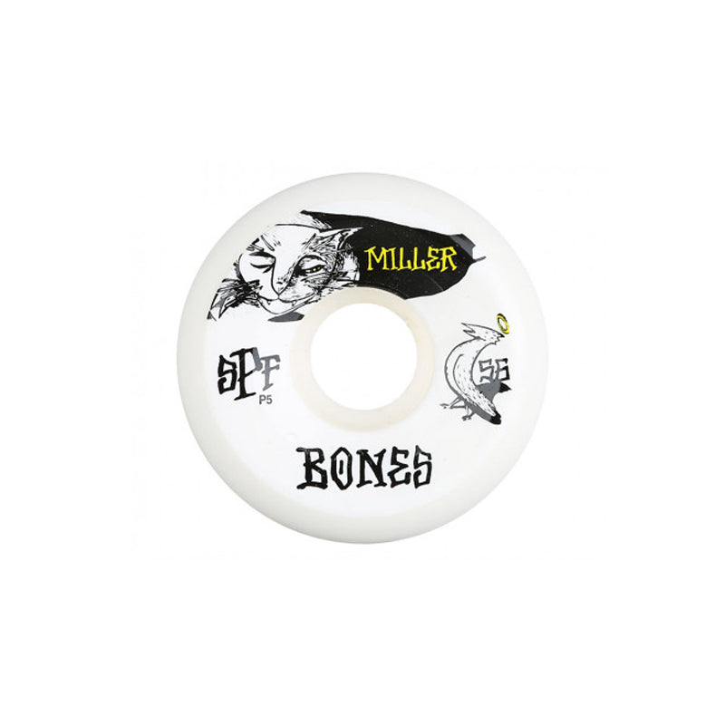 Bones Wheels SPF Miller Guilty Cat II - 1991 Skateshop Online Store