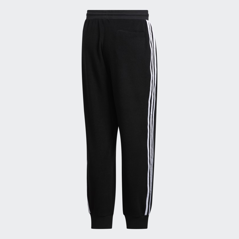 Adidas Bouclette Pants Black/White