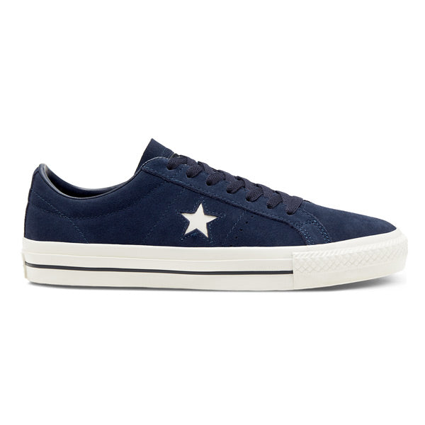 Converse One Star Pro Low Dark Obsidian/Egret/Egret