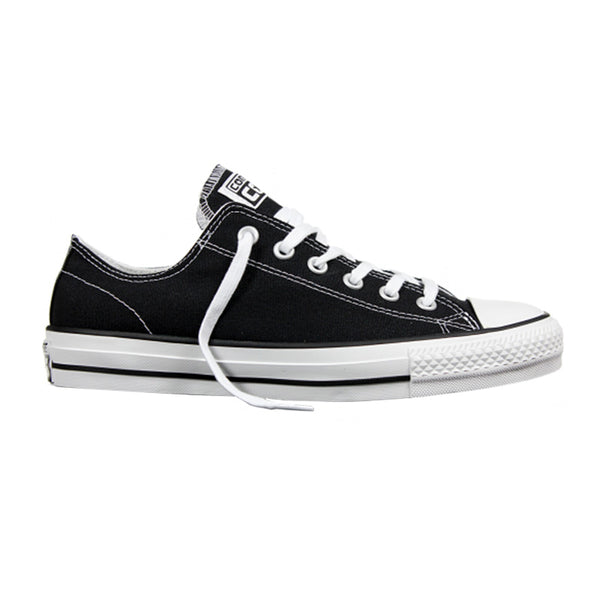 Converse CTAS Pro Low Canvas Black White