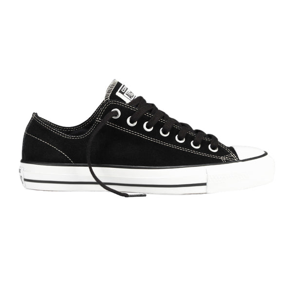 Converse CTAS Pro Low Suede Black/White