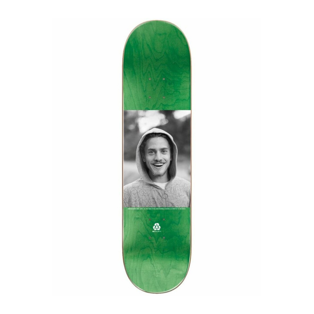 Almost Lewis Rasta Lion R7 8.0 Skateboard Deck | 1991 Skateshop | Fremantle WA