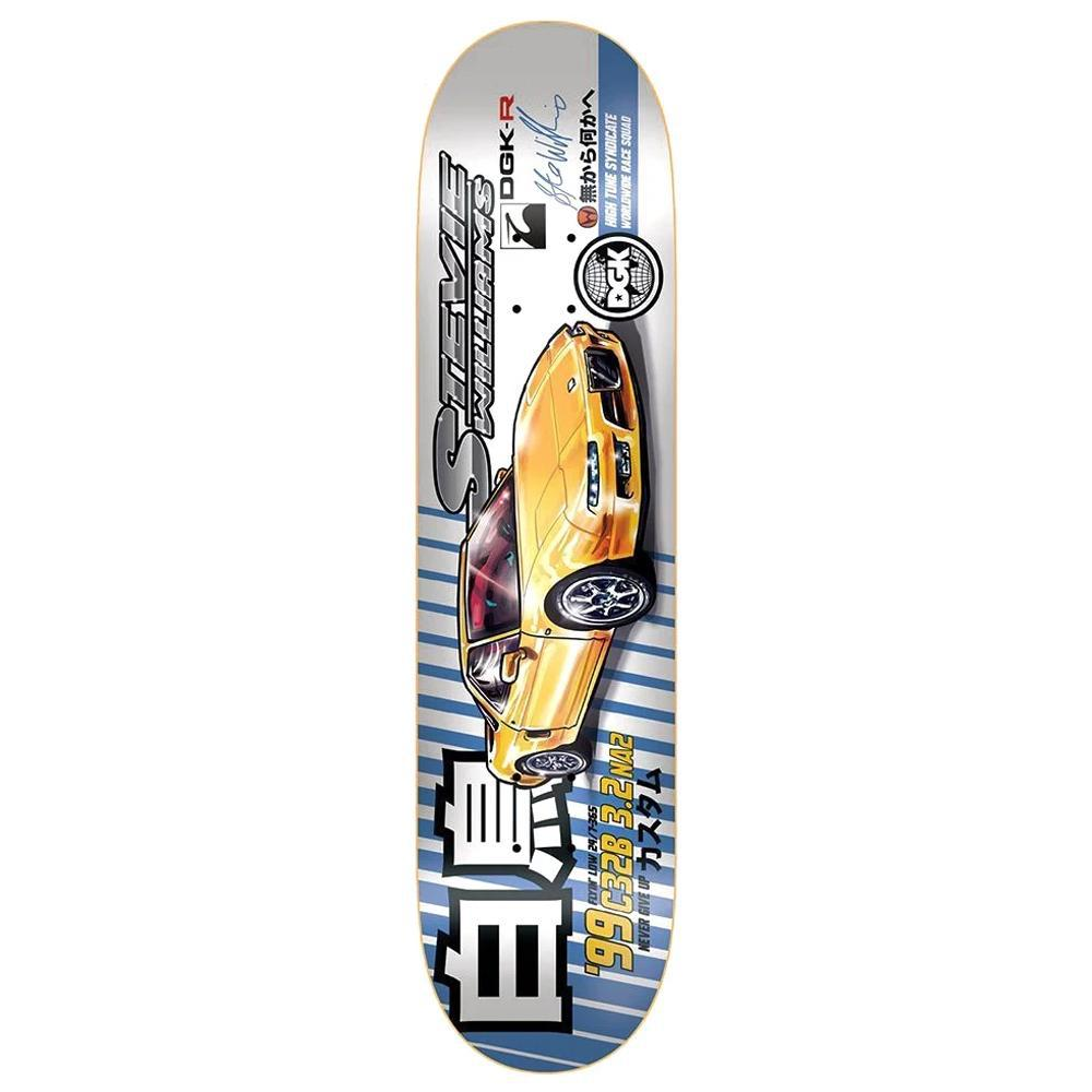 DGK Tuner Deck Williams 7.75