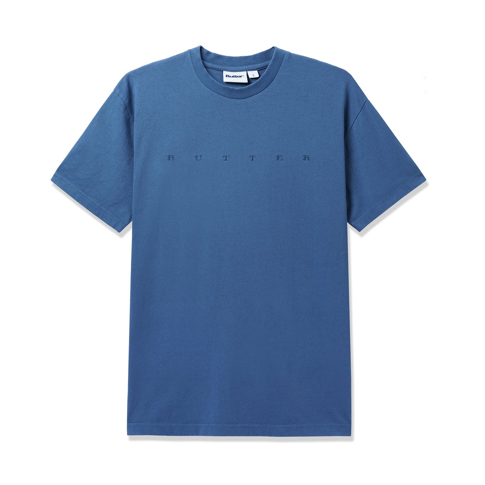 Butter Goods Hampshire Pigment Tee Ocean