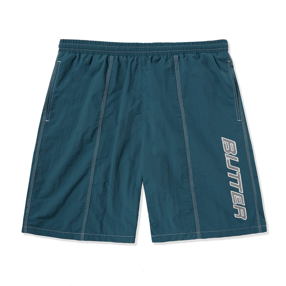 Butter Goods International Shorts Dark Teal
