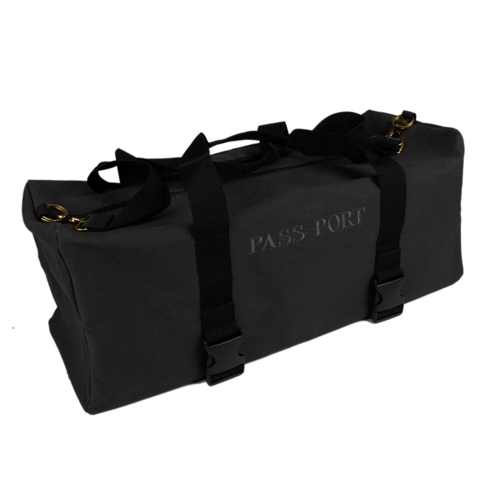 Passport Freight Bag Black