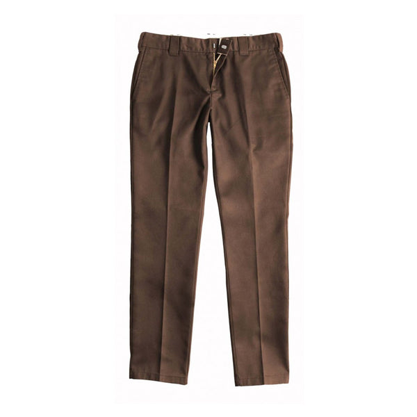 Dickies 872 Slim Fit Work Pant - Chocolate Brown