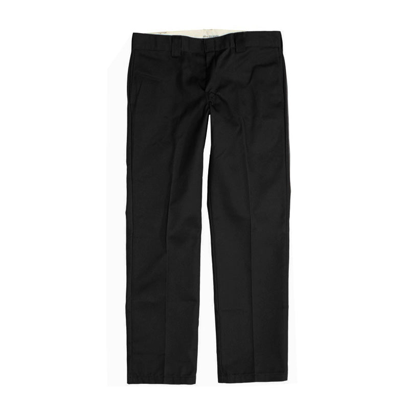 Dickies 873 Slim Straight Work Pant - Black - 1991 Skateshop Online Store