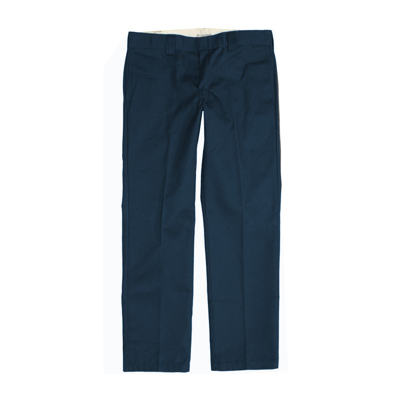Dickies 873 Slim Straight Work Pant - Dark Navy - 1991 Skateshop Online Store