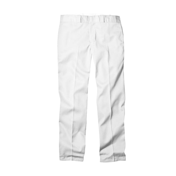 Dickies 874 Original Fit Work Pant - White