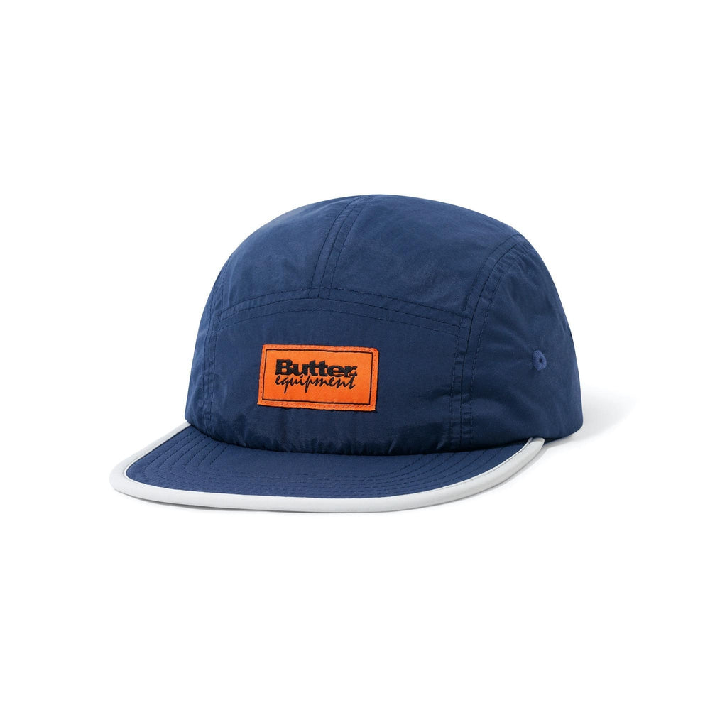 Butter Goods Equipt Camp Cap Navy OSFA