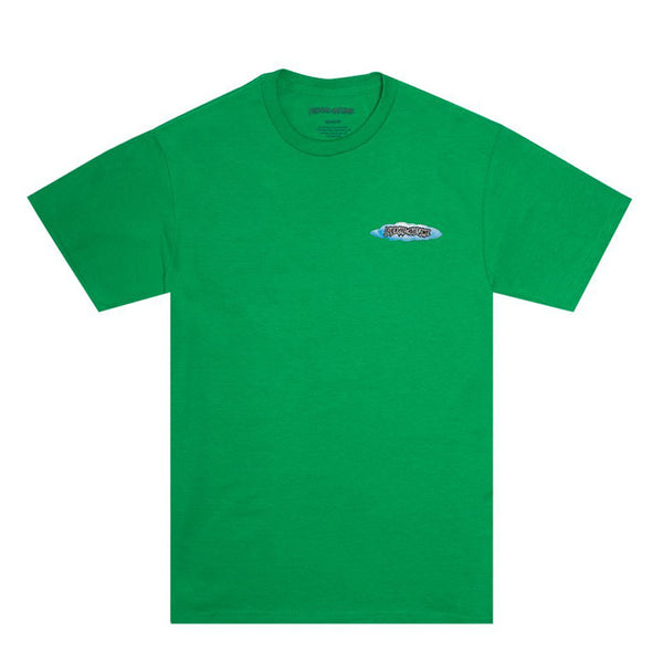 FA Rain T-Shirt - Irish Green