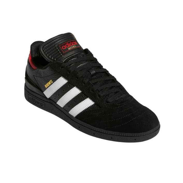 Adidas Busenitz Black / White / Red | 1991 Skateshop | Fremantle WA