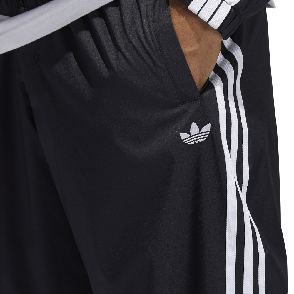 Adidas SST Track Pants Black/White | 1991 Skateshop | Fremantle WA