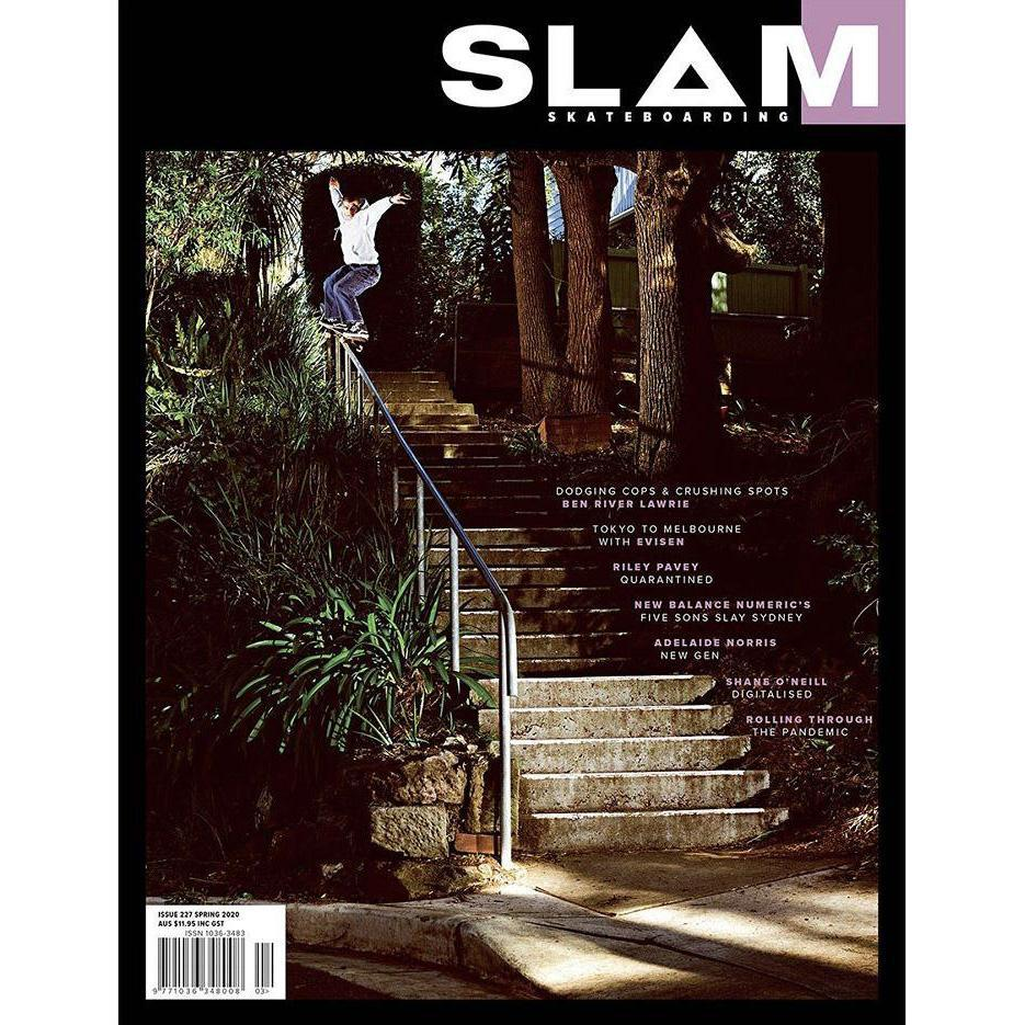 Slam Magazine issue 227