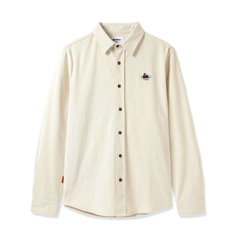 Butter Goods Marshall Shirt Bone