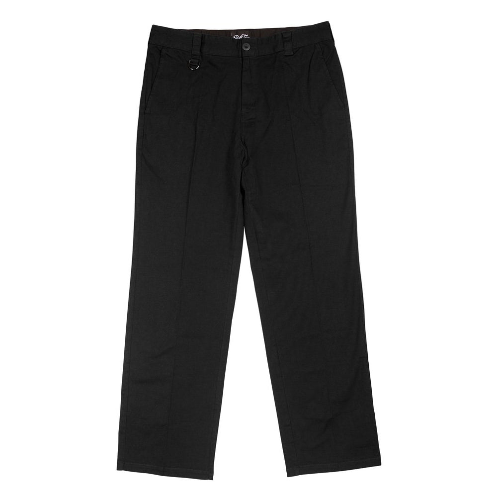 Modus Work Pant Baggy Fit Black - 1991 Skateshop Online Store