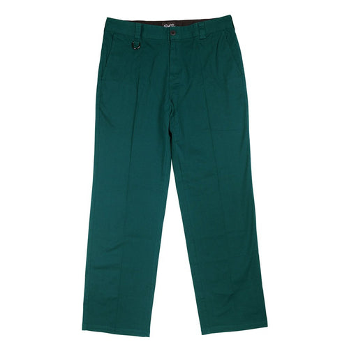Modus Work Pant Baggy Fit Green - 1991 Skateshop Online Store