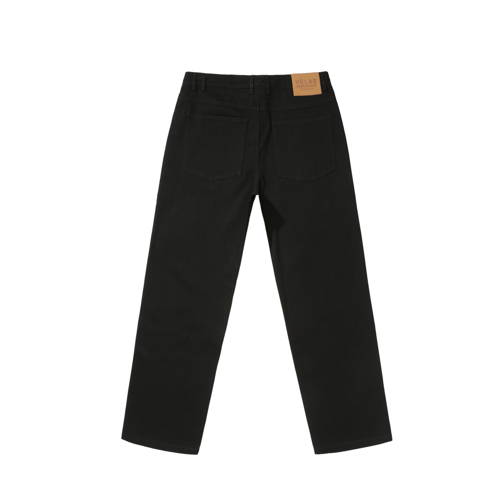 Helas Poppins Denim Pant Black