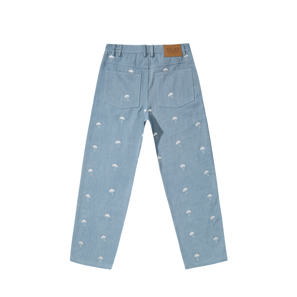Helas Poppins Denim Pant Blue