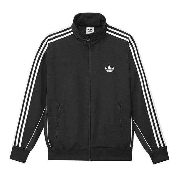 Adidas TJ Firebird Track Jacket Black/White