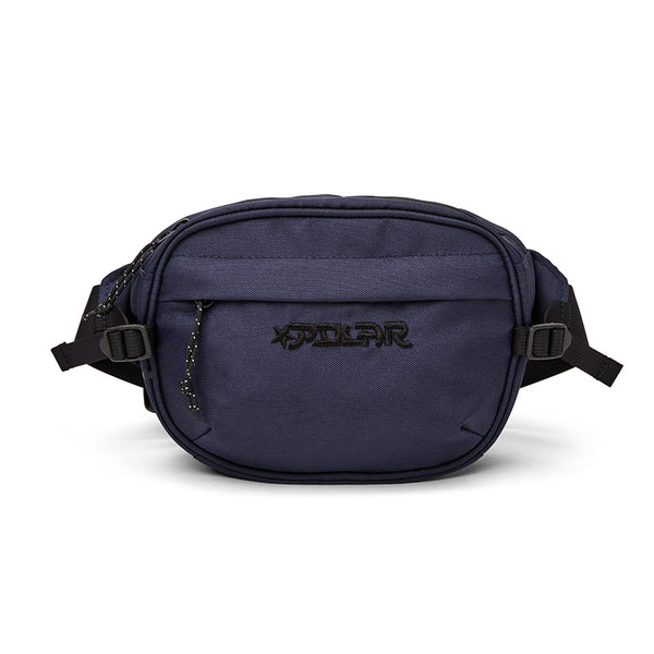 Polar Skate Co Star Pocket Cordura Hip Bag Navy