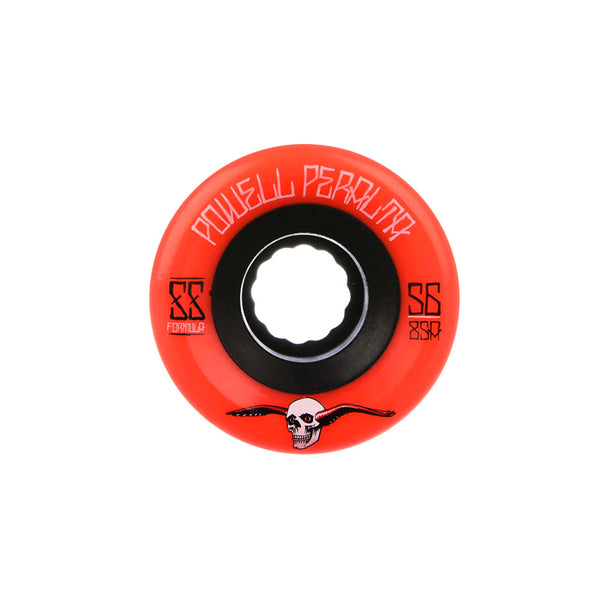 Powell Peralta Wheels SSF G Slides Red 59mm x 85a