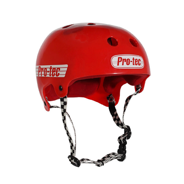 Pro-Tec Classic Skate Bucky Solid Red