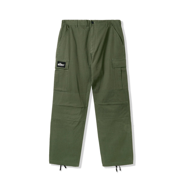 Butter Goods Santosuosso Cargo Pants Army