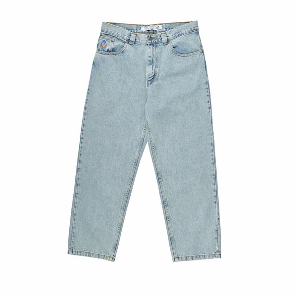 Polar Skate Co '93 Denim Jeans Light Blue