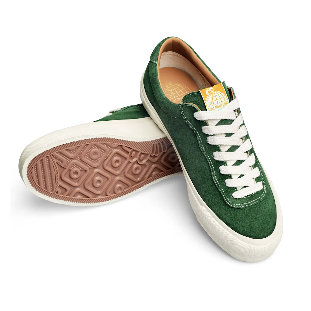 Last Resort VMO001 Moss Green
